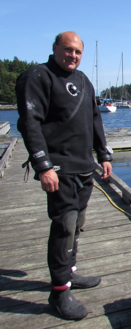 Michael Mehta in dive gear_June2014