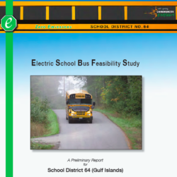 Electric School Bus Feasibility Study